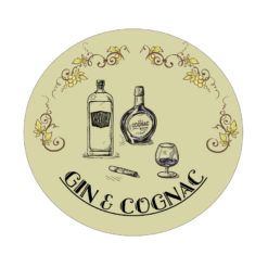 Gin-Cognac